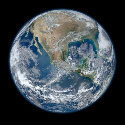 Magnetismo distribuito sul globo
