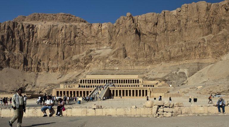 Egitto e la Valle dei Re foto