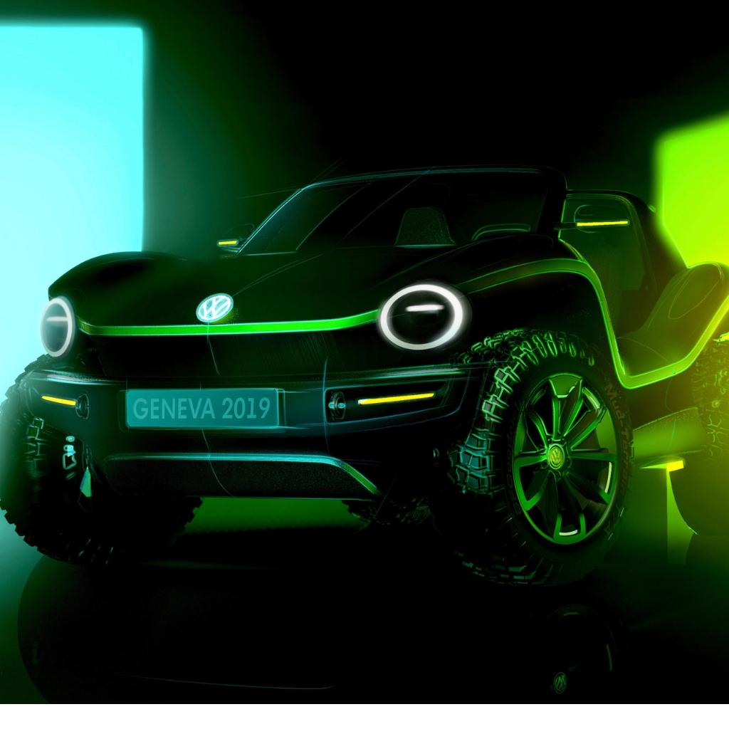 buggy diventa elettrico