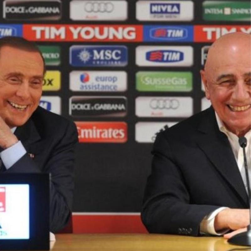 """Galliani su Donnarumma: """"Io e Berlusconi abbiamo esultato al rigore…"""""""