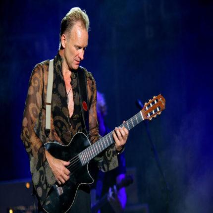 Sting senza tempo: un cantante inconfondibile