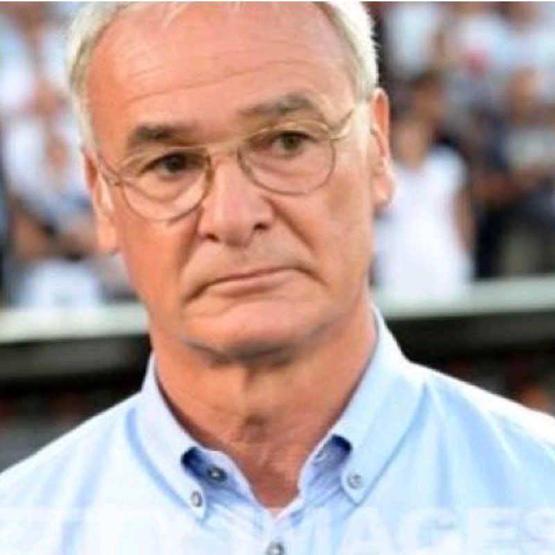 Claudio Ranieri è a Roma