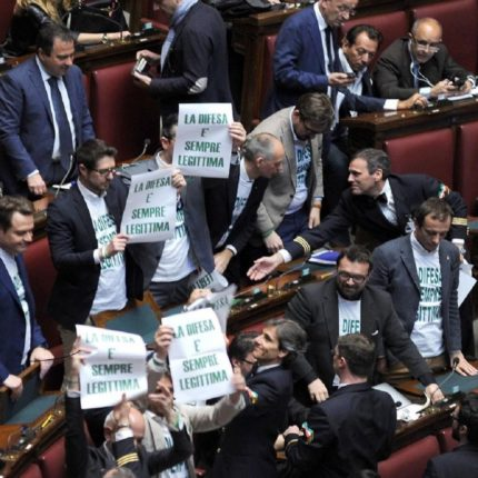 Legittima Difesa, la Camera approva il DDL