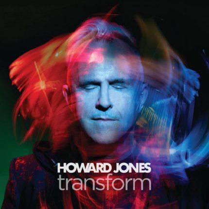 Howard Jones - Transform copertina