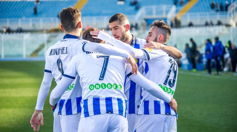 il Pescara batte lo Spezia 2-0