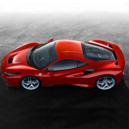 Ferrari F8 Tributo la celebrazione dell'eccellenza
