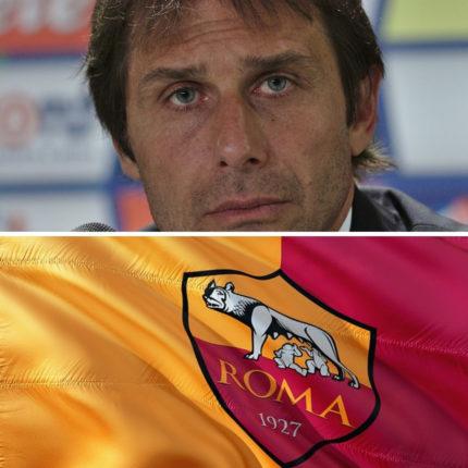 Antonio conte alla roma