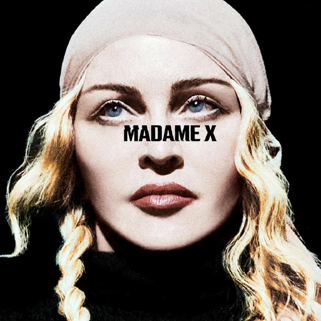 Madonna - Madame X copertina deluxe edition