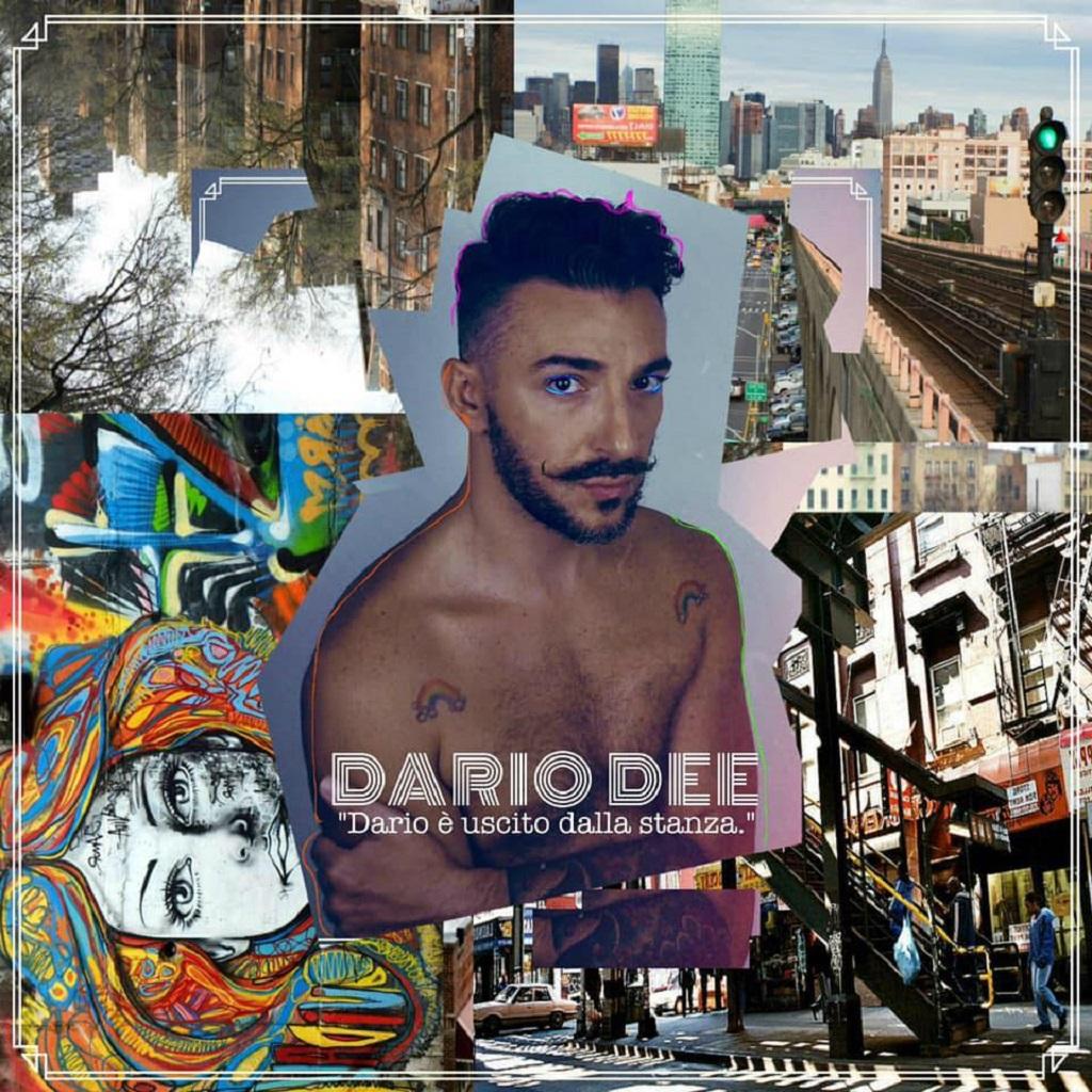 ario Dee - Dario è uscito dalla stanza copertina