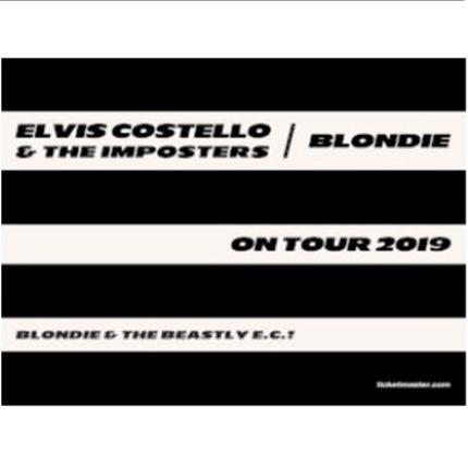 Blondie ed Elvis Costello