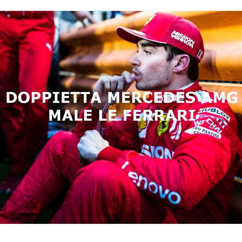 Gp di F1 2019 in Bahrain
