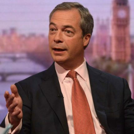 Brexit Party conquista il !° posto