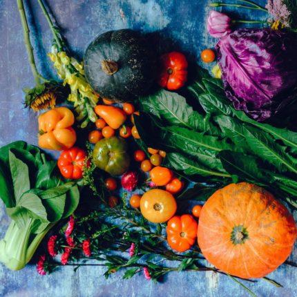 Spermatozoi: frutta e verdura