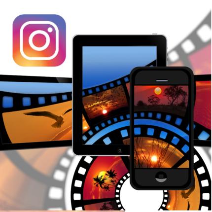 Instagram: arriva IGTV orizzontale