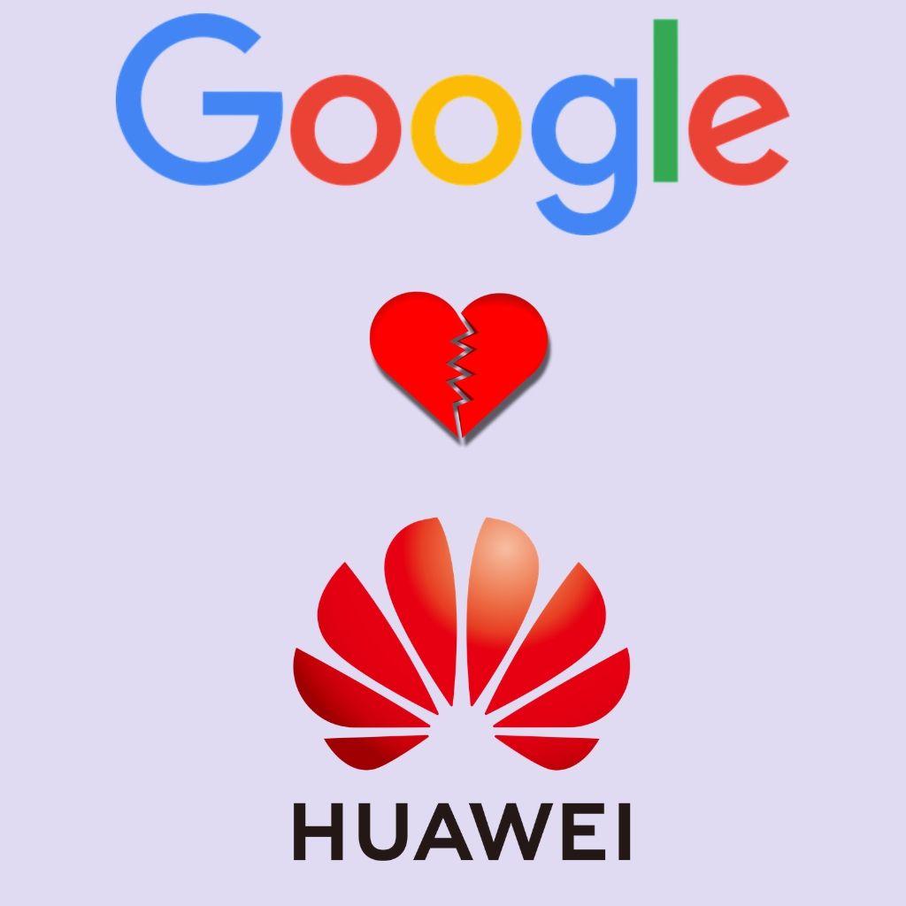 caso google huawei