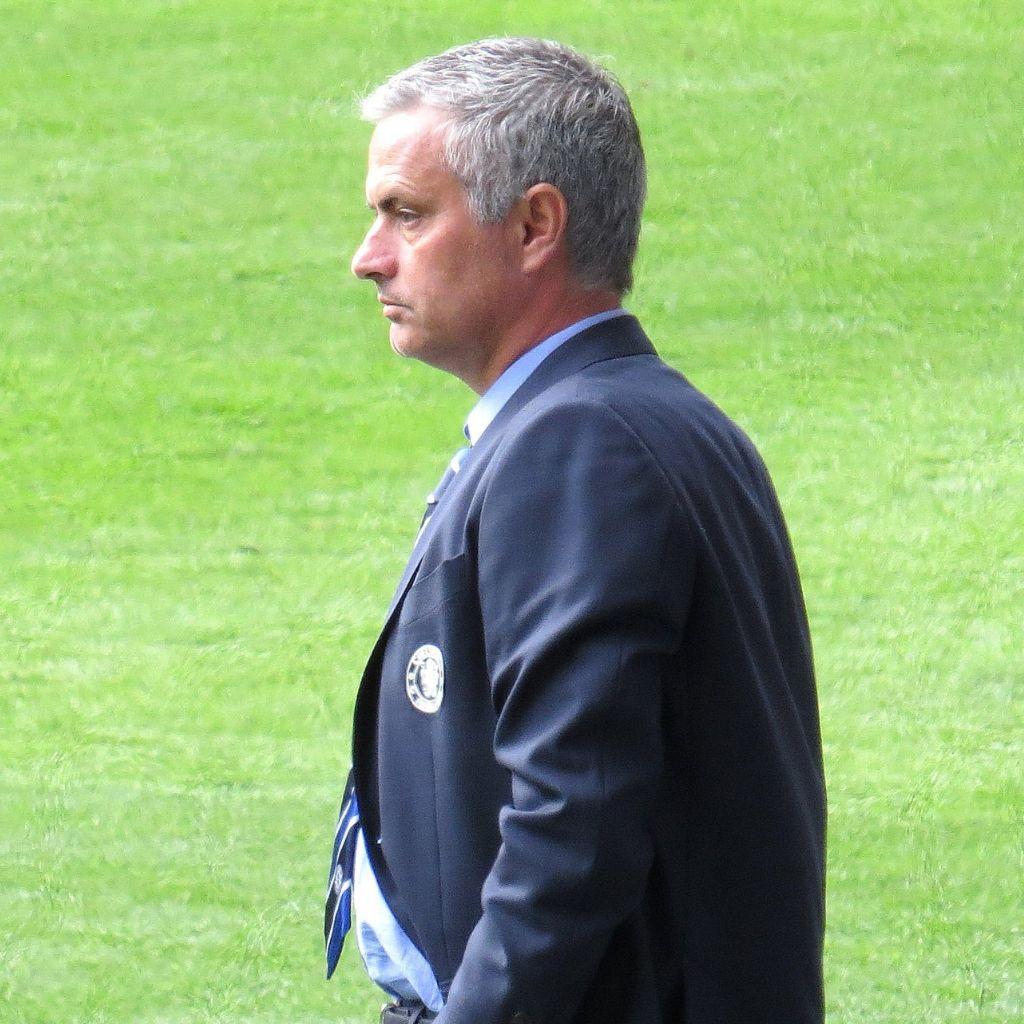 Agnelli e Mourinho