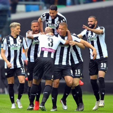 udinese ancora in A