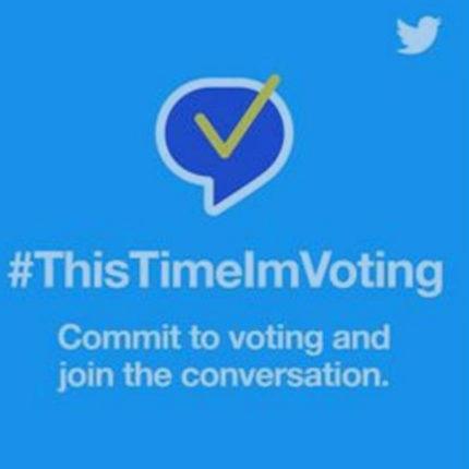 twitter e le elezioni