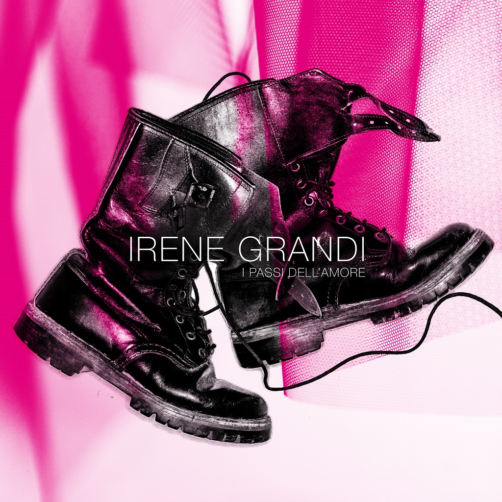 Irene Grandi - I Passi Dell'Amore copertina
