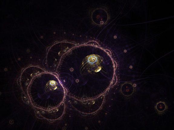 Antimateria Fisica quantistica