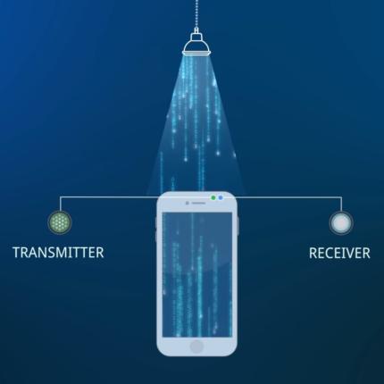 Li-Fi connettersi ad internet con le lampadine