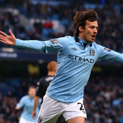 David Silva: addio al Manchester City
