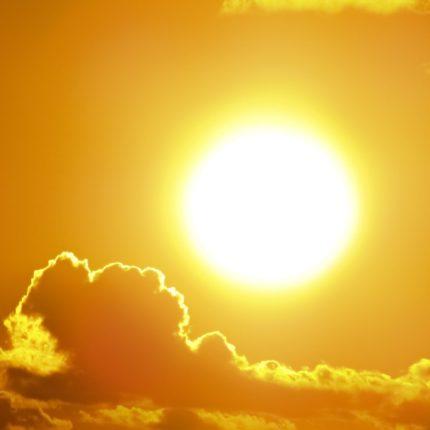 arriva il caldo africano