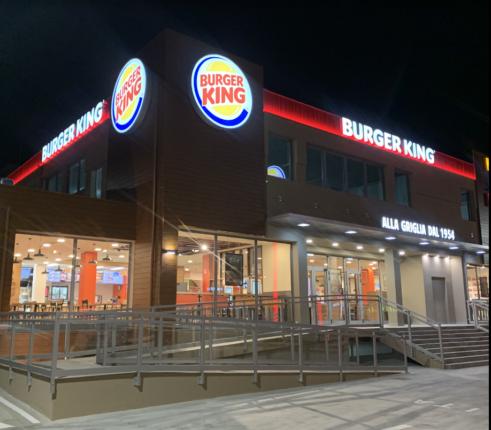 Burger King, a Cagliari la prima sede sarda