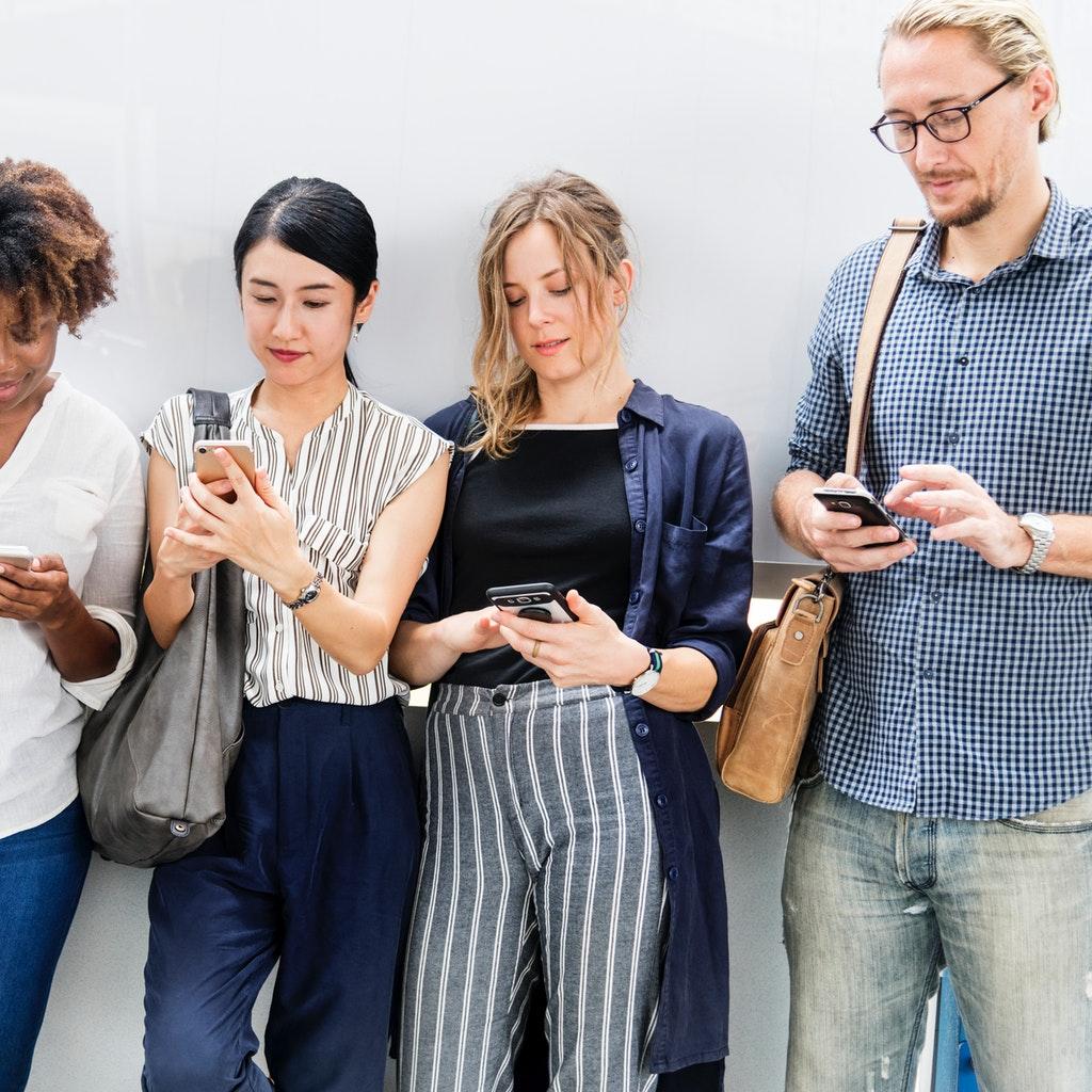 Mercato smartphone primo trimestre 2019