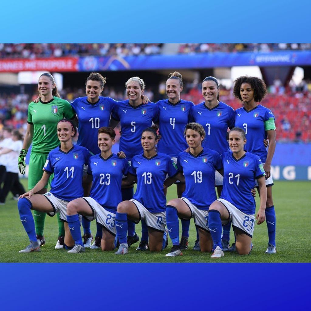 italia femminile agli ottavi