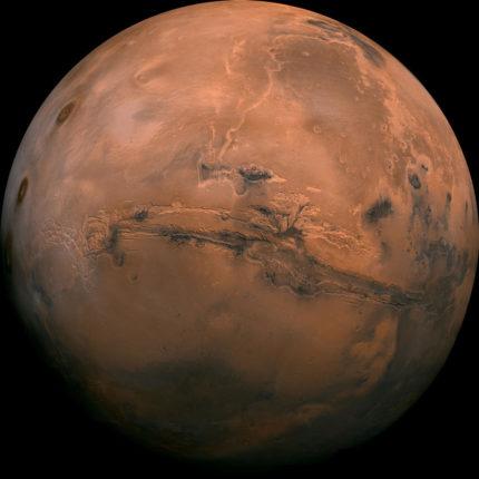 Marte: nel 2020