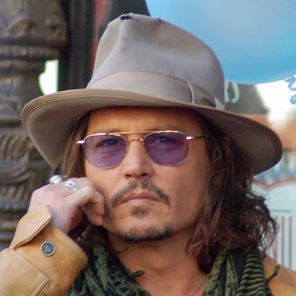 Compleanno Johnny Depp