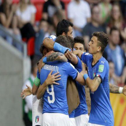 Italia U20 è in semifinale e sogna