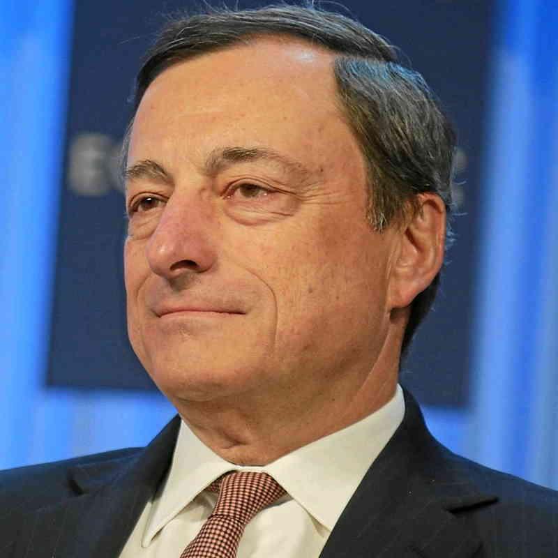 Mario Draghi chiede credibilità al Governo Conte