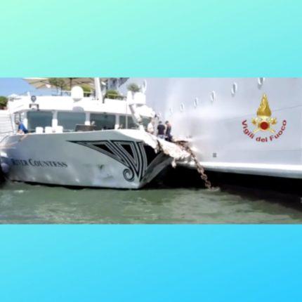 caso nave a venezia