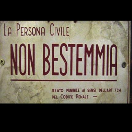 I bestemmiatori multati in Veneto