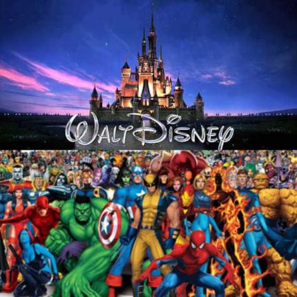 Disney compra Marvel