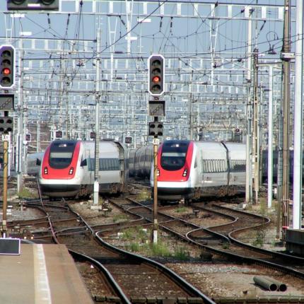 Stop circolazione treni