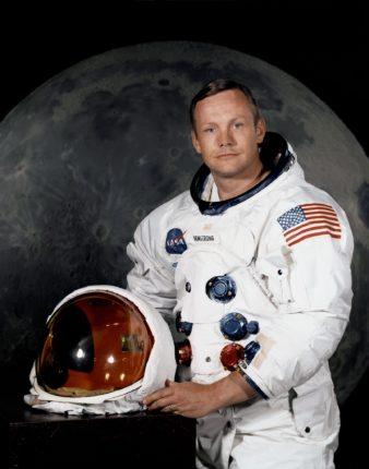 Neil Alden Armstrong, il primo uomo sulla Luna