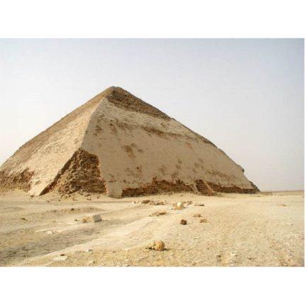 Due piramidi riaperte in Egitto - Snefru