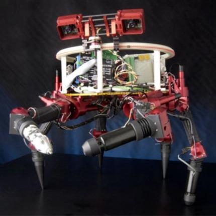 NASA robot LEMUR