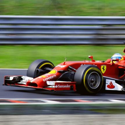 F1 podio di Leclerc