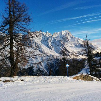 Alpinista muore sul Monte Bianco
