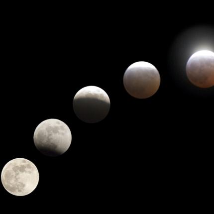 Eclissi lunare il prossimo 16 luglio