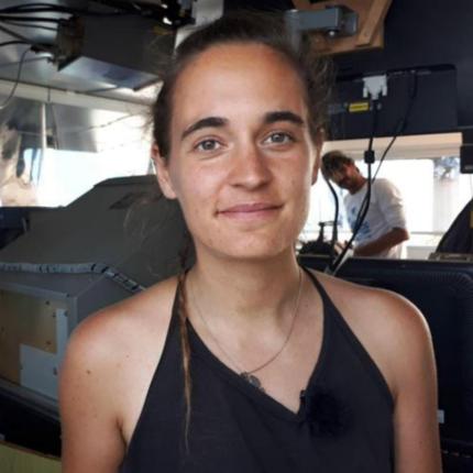 Carola Rackete libera