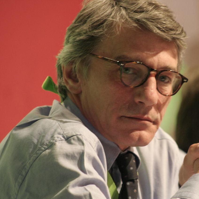 David Sassoli eletto presidente del Parlamento europeo