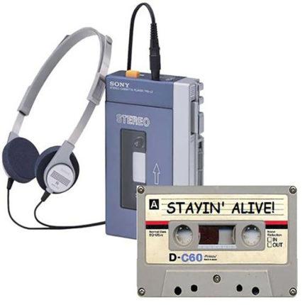 40 anni Walkman
