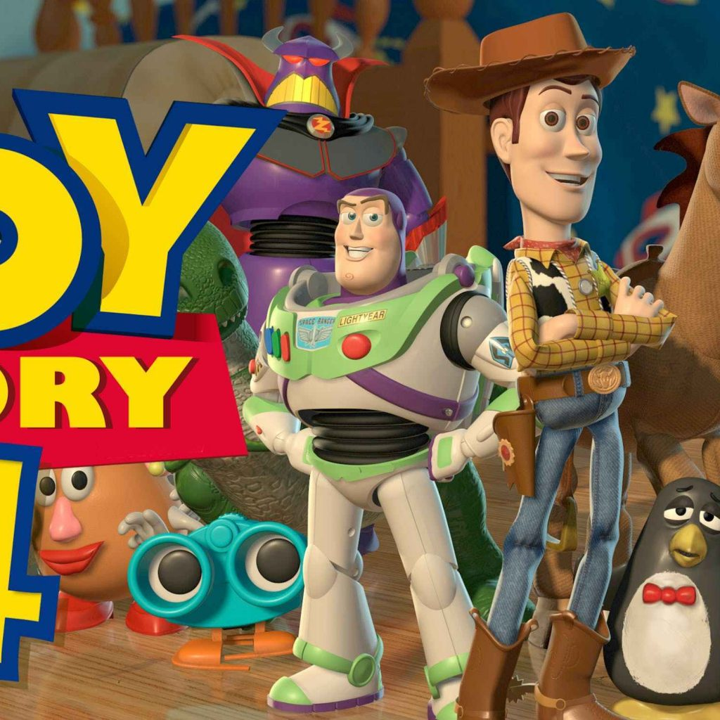 Il film Toy Story 4