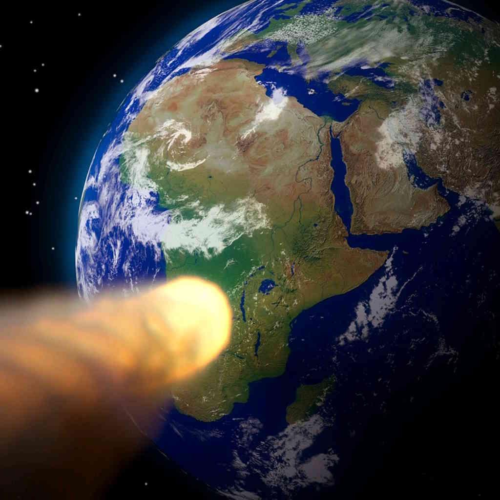 Asteroide 2006 qv89 in arrivo sulla terra Asteroide diretto verso la Terra 28 08