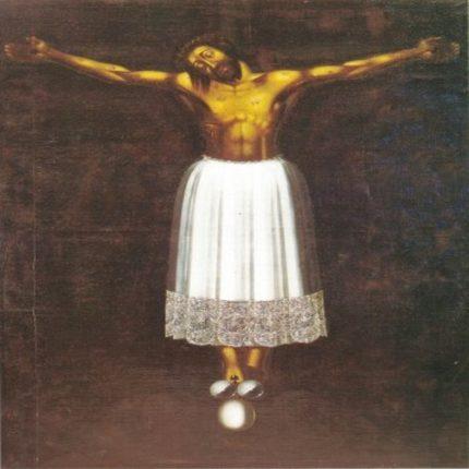 Cristo in Gonnella